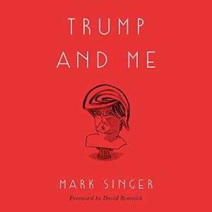 Trump and Me audiobook cover art