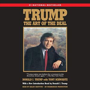 Trump: The Art of the Deal audiobook cover art