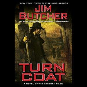 Turn Coat audiobook cover art