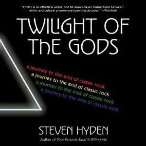 Twilight of the Gods audiobook cover art