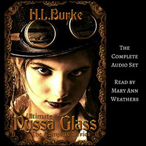 Ultimate Nyssa Glass: The Complete Series audiobook cover art