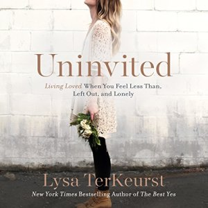 Uninvited audiobook cover art