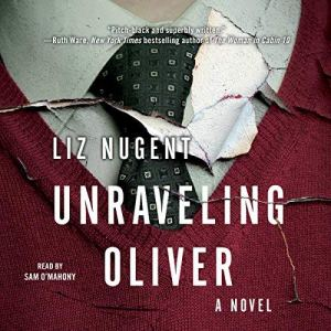 Unraveling Oliver audiobook cover art