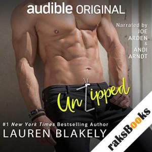 Unzipped audiobook cover art