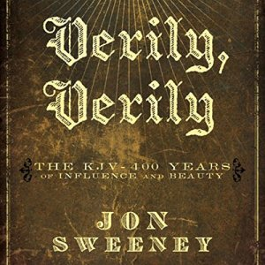 Verily, Verily audiobook cover art