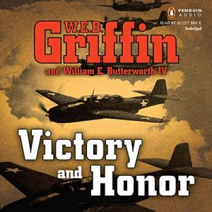 Victory and Honor audiobook cover art