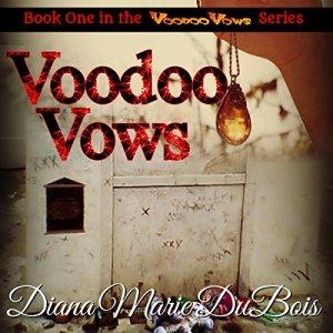 Voodoo Vows audiobook cover art