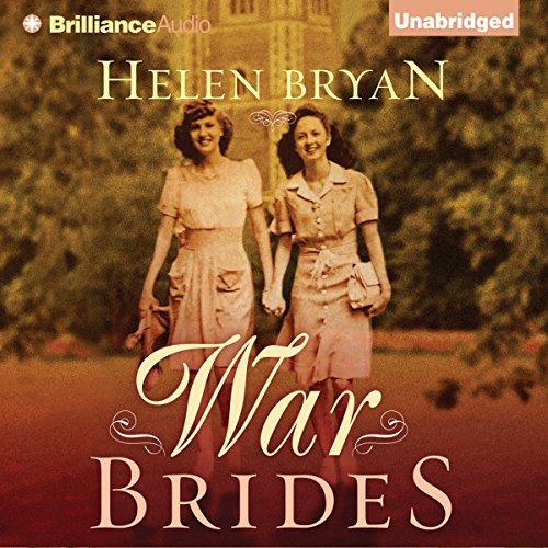 War Brides audiobook cover art