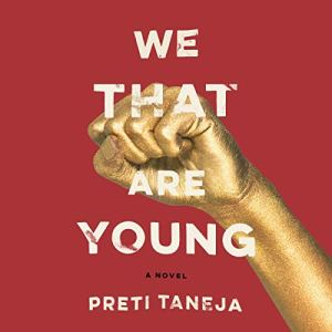 We That Are Young audiobook cover art
