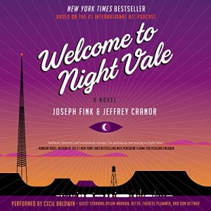 Welcome to Night Vale audiobook cover art