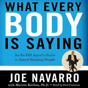 What Every BODY Is Saying audiobook cover art