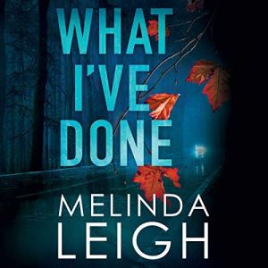 What I've Done audiobook cover art