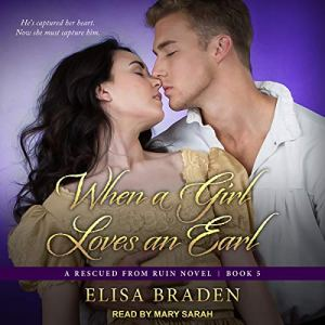 When a Girl Loves an Earl audiobook cover art