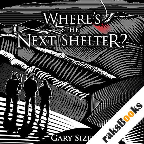Where's the Next Shelter? audiobook cover art