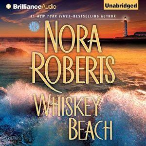 Whiskey Beach audiobook cover art