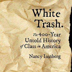White Trash audiobook cover art