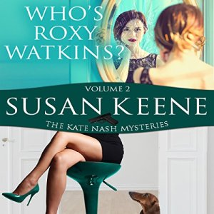 Who Is Roxy Watkins? audiobook cover art