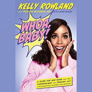 Whoa, Baby! What Just Happened? audiobook cover art