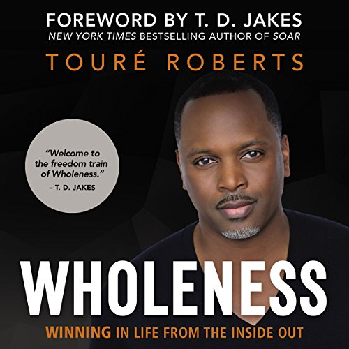 Wholeness audiobook cover art