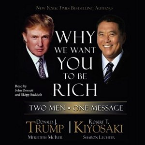Why We Want You to Be Rich audiobook cover art