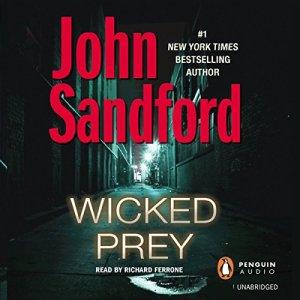 Wicked Prey audiobook cover art