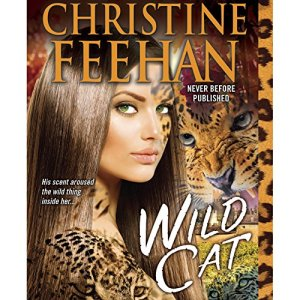 Wild Cat audiobook cover art