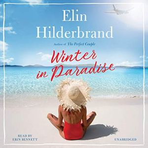 Winter in Paradise audiobook cover art