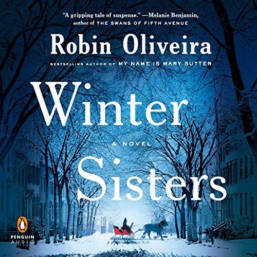 Winter Sisters audiobook cover art