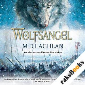 Wolfsangel audiobook cover art