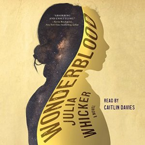 Wonderblood audiobook cover art