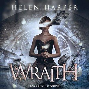 Wraith audiobook cover art