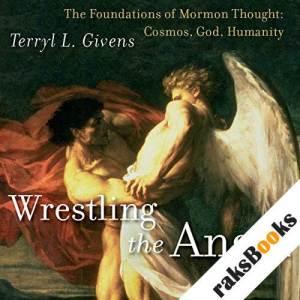 Wrestling the Angel audiobook cover art