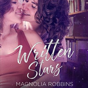 Written Stars audiobook cover art