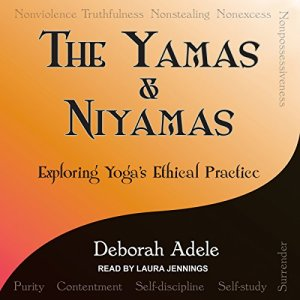 Yamas & Niyamas audiobook cover art