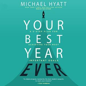 Your Best Year Ever audiobook cover art