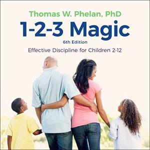1-2-3 Magic audiobook cover art