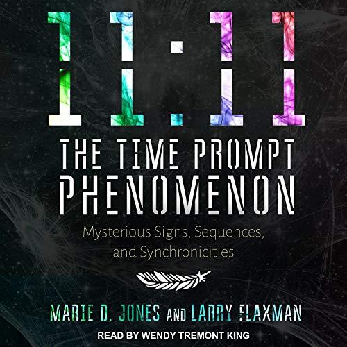 11:11 The Time Prompt Phenomenon audiobook cover art