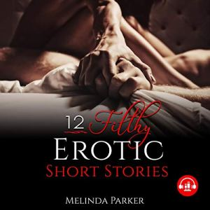 12 Filthy Erotic Short Stories audiobook cover art