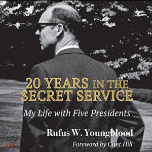 20 Years in the Secret Service: New Edition audiobook cover art