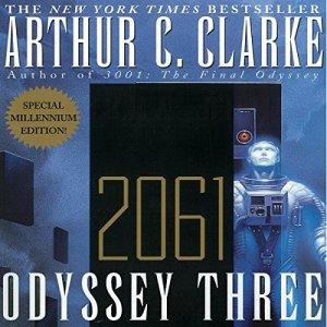 2061: Odyssey Three audiobook cover art