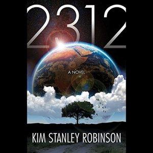2312 audiobook cover art