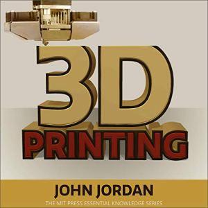 3D Printing audiobook cover art