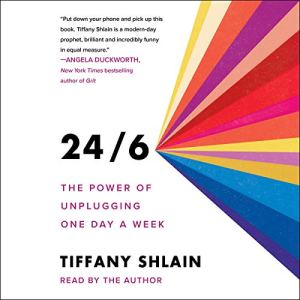 24/6 audiobook cover art