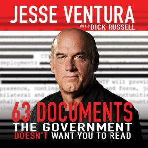 63 Documents the Government Doesn't Want You to Read audiobook cover art