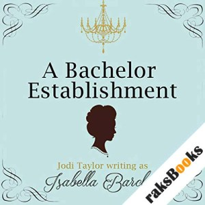 A Bachelor Establishment audiobook cover art