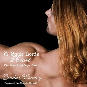 A Battle Lord's Heart audiobook cover art