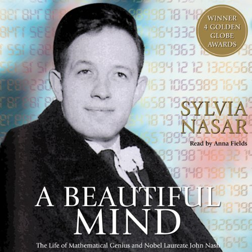 A Beautiful Mind audiobook cover art