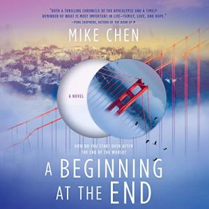 A Beginning at the End audiobook cover art
