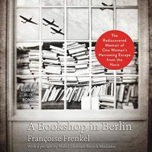 A Bookshop in Berlin audiobook cover art