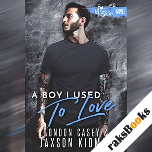 A Boy I Used to Love audiobook cover art
